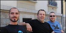 Stéphane, Yves & Vincent